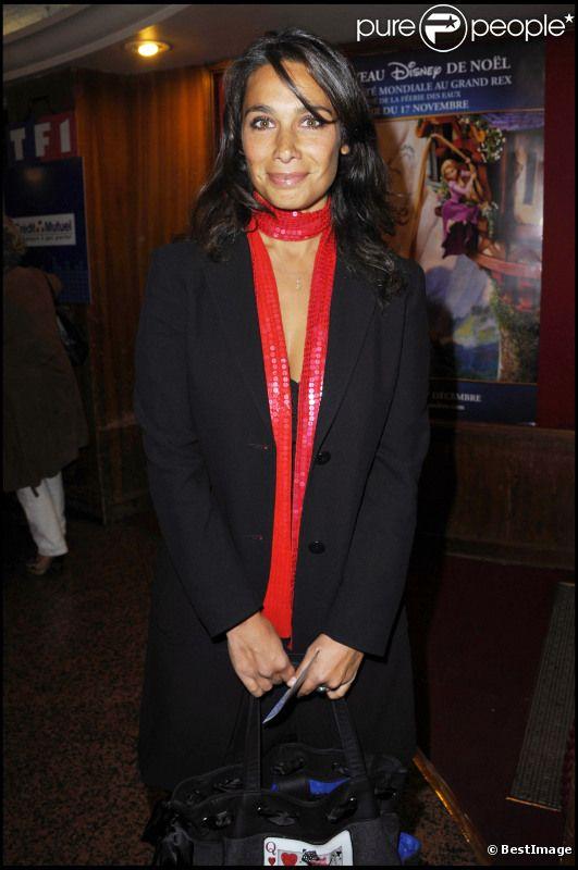 Marie Fugain à Paris, en octobre 2010.