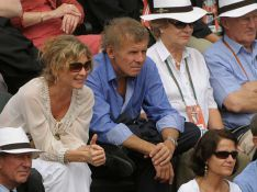 PHOTOS : Les people en week-end à Roland Garros...