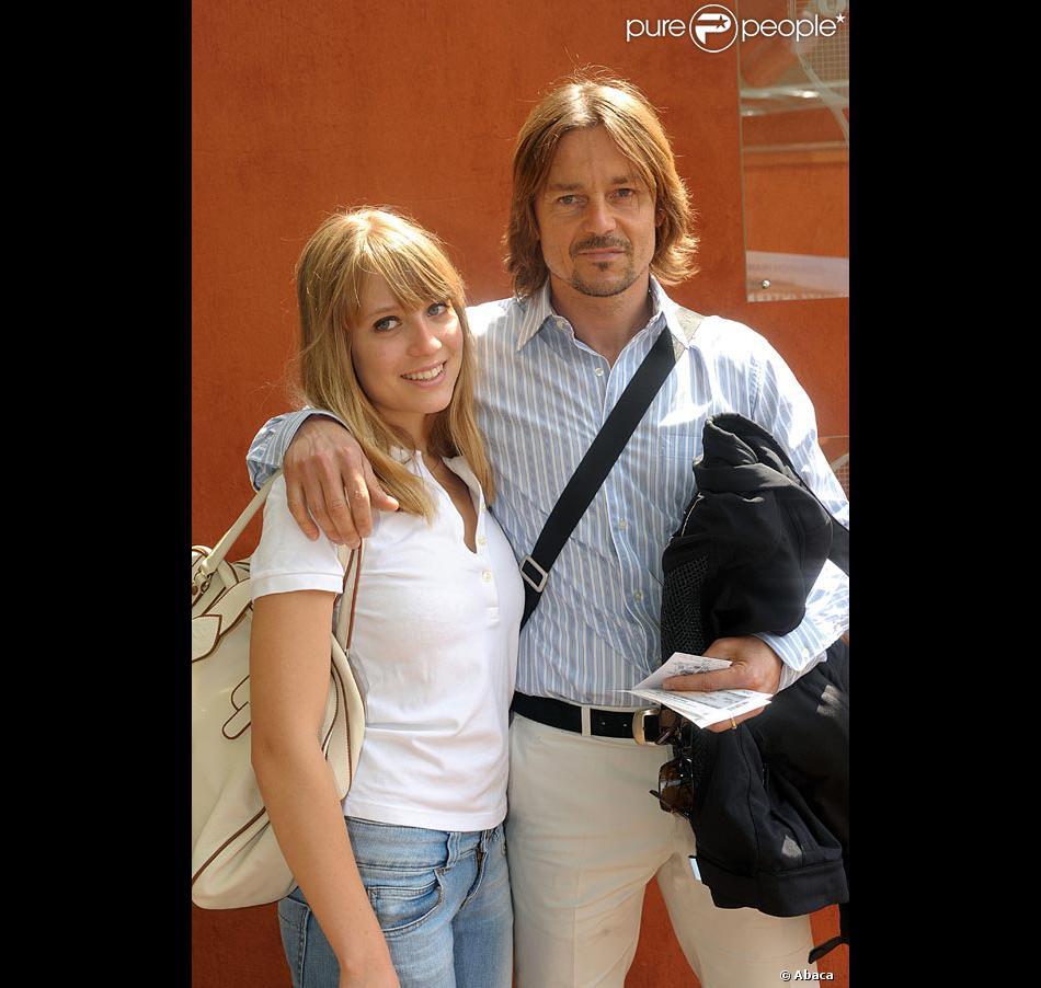 Daniel bravo et sa fille - Laurent boyer sa fille ...