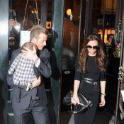 Victoria et David Beckham : Harper leur vole la vedette à New York