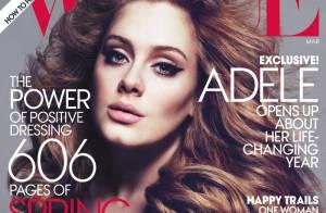 Adele : Une beauté ronde et renversante sacrée reine aux Etats-Unis