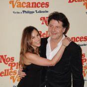 Vanessa Demouy et Philippe Lellouche laissent exploser leur bonheur