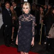 Taylor Momsen revient en mode Gossip Girl devant Stacy Keibler et Olivia Palermo