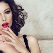 Monica Bellucci et sa bouche pulpeuse séduisent Dolce & Gabbana