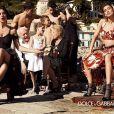 Campagne Printemps/Ete 2012 Dolce & Gabbana avec la divine Monica Bellucci