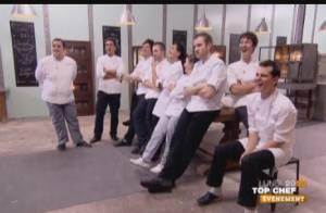 Top Chef 3 : Les chefs font voeu de silence au couvent et retombent en enfance