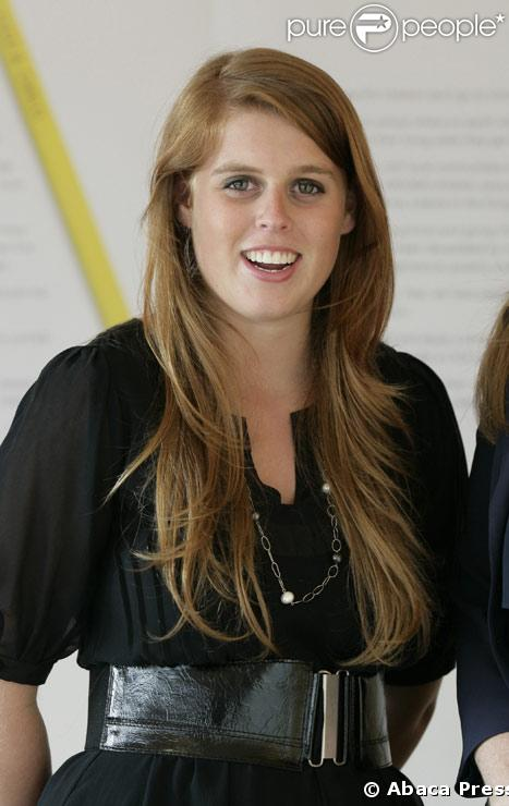 Princesse Beatrice d'York