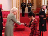 Helena Bonham Carter : Commandeur en tartan devant Tim Burton et leurs enfants