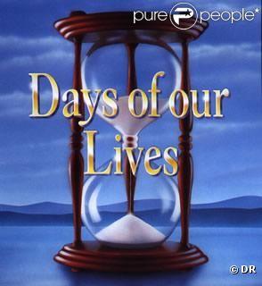 La série  Days of our lives  est diffusée sur la chaîne américaine NBC.