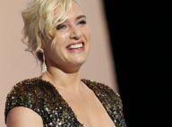 César 2012 : Kate Winslet, sublime et décolletée, honorée par le cinéma français