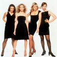 Sarah Jessica Parker et ses copines dans Sex & The City.