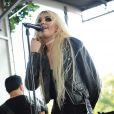 Taylor Momsen à Chicago, le 6 août 2011.