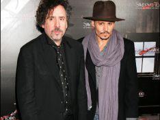 Johnny Depp/Tim Burton : en route pour une nouvelle aventure  !