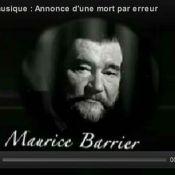 Victoires de la musique 2012, l'erreur qui tue : un vivant passé pour mort !