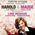 Line Renaud et Thomas Solivéres dans Harold et Maude