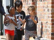 Maddox, Zahara et Shiloh : Les enfants des Brangelina sont irrésistiblement cool