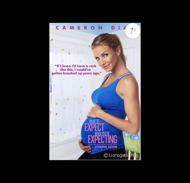 What to expect when you're expecting, avec Jennifer Lopez, Anna Kendrick et Cameron Diaz