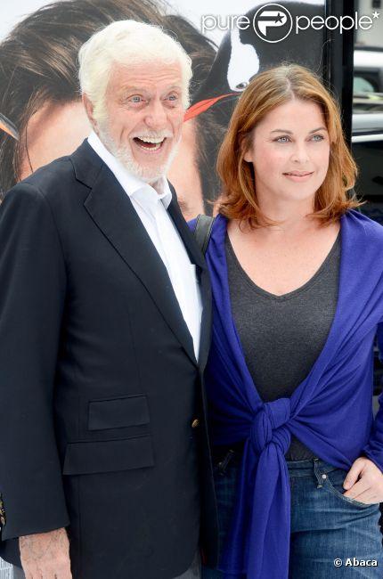 Dick Van Dyke et sa nouvelle femme Arlene Silver, en juin 2011 à Los Angeles.
