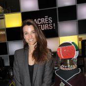 Céline Bosquet éblouissante de beauté et récompensée pour son talent