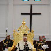 Le roi du Tonga, George Tupou V, est mort