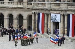Mort de Pierre Schoendoerffer : un hommage solennel et digne aux Invalides