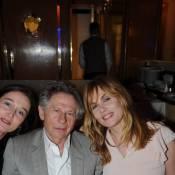 Roman Polanski et Emmanuelle Seigner, en pleine forme et très amoureux