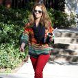 Jessica Alba stylée, en mode détente au parc Coldwater Canyon à Beverly Hills, le 21 mars 2012.
