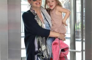 Jennifer Garner : son adorable Seraphina dans les bras, la jeune maman rayonne