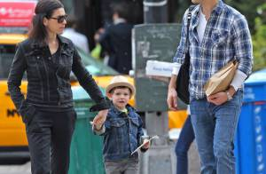 Julianna Margulies : Balade ensoleillée et familiale dans la Grosse Pomme