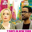 L'affiche du film Two Days in New York