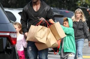 Seal : En plein divorce, il profite de ses enfants, loin de Heidi Klum
