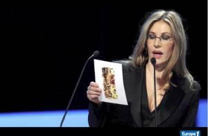 Mathilde Seigner et les César : 'Ça serait Julie Depardieu, on ne dirait pas ça'