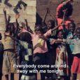 Inna Modja dans le clip pour  For my land , publié début avril 2012, extrait de l'album  Love Revolution . Une vidéo publiée alors que le Mali souffre plus que jamais de son instabilité politique après un énième coup d'Etat le 22 mars 2012...