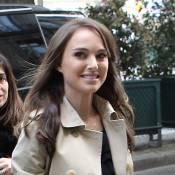Natalie Portman : Une shoppeuse parisienne élégante et irrésistible