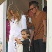 Jennifer Lopez : Journée ensoleillée avec ses jumeaux et son amoureux !