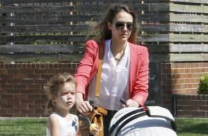 Jessica Alba: Maman accomplie, sublime épouse, amie rock'n'roll, la star rayonne