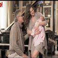 Andrea Bocelli et sa fiancée Veronica présentent leur petite merveille Virginia aux lecteurs du magasine Hello !