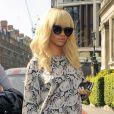 Rihanna en mars 2012 à Londres
