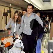 Jessica Alba rayonne à Tokyo pour un voyage en famille