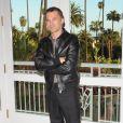 Olivier Martinez au Silver Rose Gala, le 14 avril 2012 à Los Angeles. Il s'est récemment fiancé à l'actrice Halle Berry.