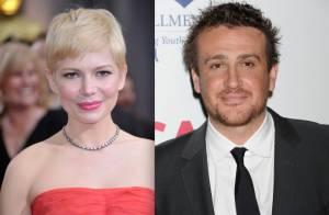 Michelle Williams et Jason Segel amoureux : L'acteur s'exprime enfin
