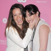 Shannen Doherty retrouve son amie de Charmed devant Kim Kardashian, honorée