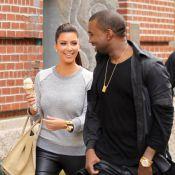 Kanye West et Kim Kardashian : Promenade en amoureux et vacances de rêve