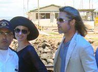 Brad Pitt et Angelina Jolie : Vacances heureuses avec leurs six enfants