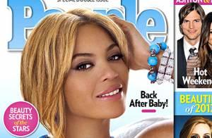 Beyoncé Knowles : La jeune maman élue femme la plus belle du monde