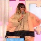 Daphné Bürki se déguise en sumo pour tester les lunettes qui font maigrir