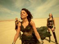 Louisy Joseph : La baroudeuse devient amazone sexy pour son clip ''Chante''
