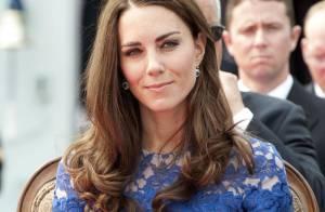 Kate Middleton, la belle bleue : 1 an de mariage et de vie royale en couleur
