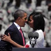 Michelle Obama : Barack en campagne, pas question de faire tapisserie !