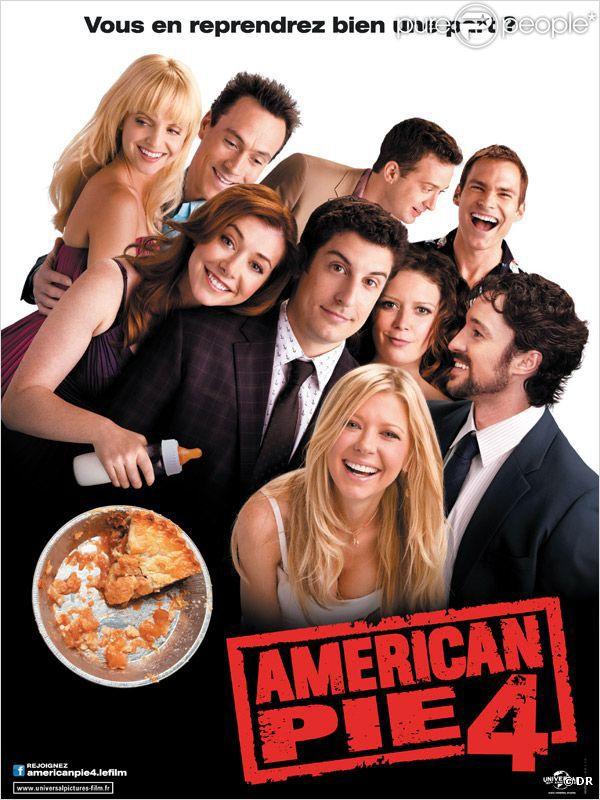 L'affiche du film American Pie 4